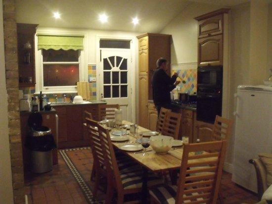 Glenthurston Self-Catering Apartments: Kitchen