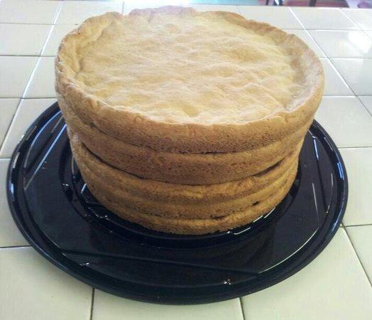 Taste of Country: APPLE STACK CAKE
