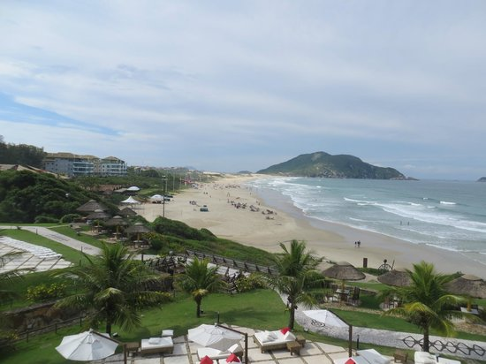 Costão do Santinho Resort Golf & Spa: Visão do quarto do Hotel