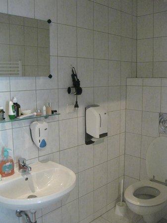 Pension San Francisco : Ванная комната