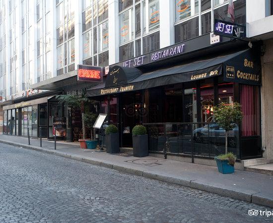 Hotel Cristal Rue Washington
