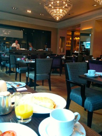 The Montagu: Breakfast