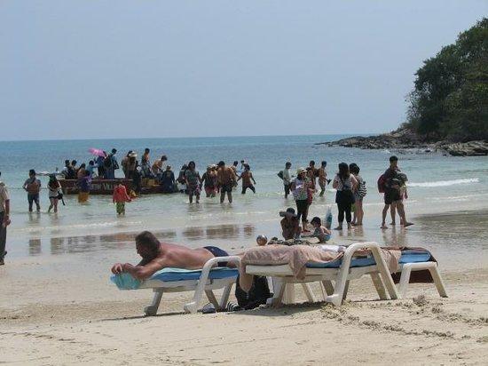 Vongdeuan Resort: arrival