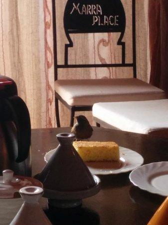 Riad - Hotel Marraplace : comedor
