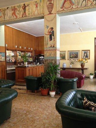 Hotel Moderno : Il bar