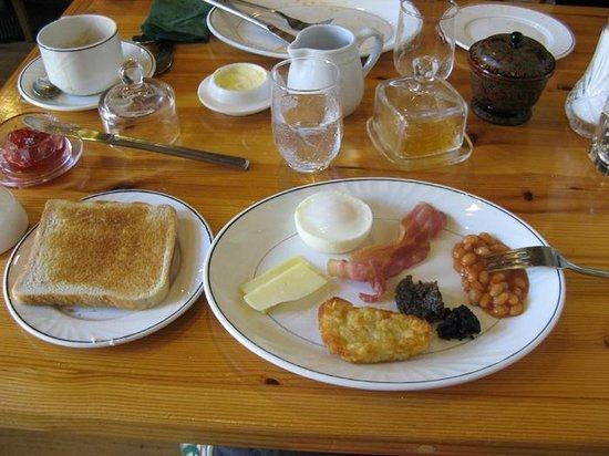 Mingalar : Breakfast