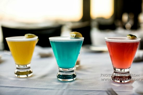 Waterside Restaurant and Catering: Happy Hour Drinks