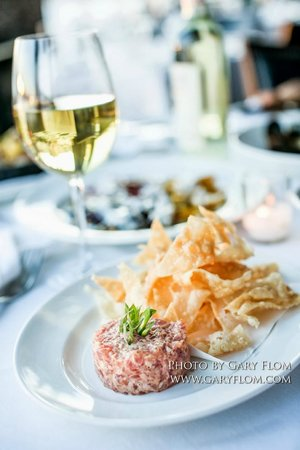 Waterside Restaurant and Catering: Spicy Tuna Tartar