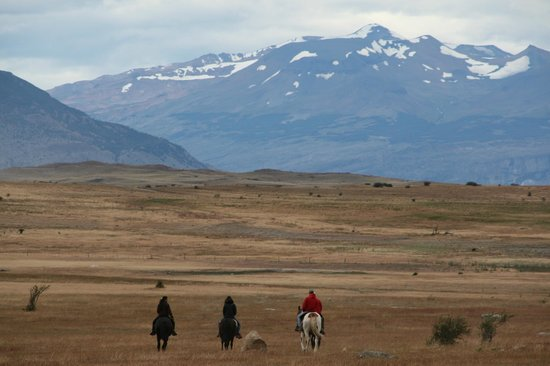 Estancia Rio Mitre: Balade à cheval pour ceux qui aiment les grands espaces