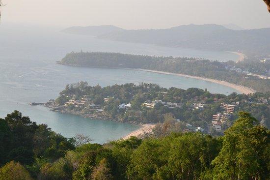 Karon View Point: day view
