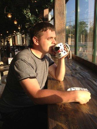 Mu-Mu: Утренний кофе