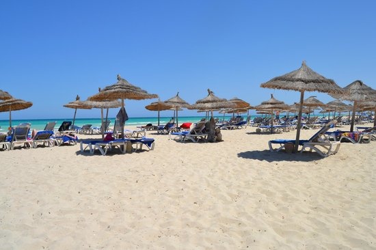 Vincci Helios Beach: spiaggia