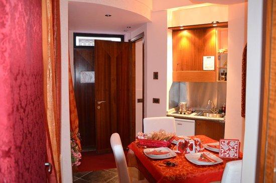 Venezia in Suite: ingresso