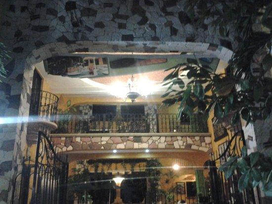Hotel Hacienda del Caribe: particolare