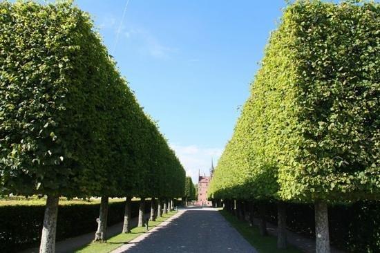 Schloss Egeskov: egeskov2