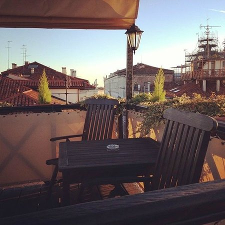 Hotel Colombina: Private Rooftop!