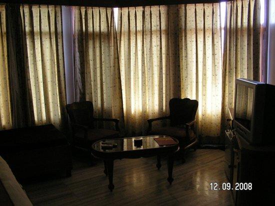 Club Mahindra Dharamshala: window