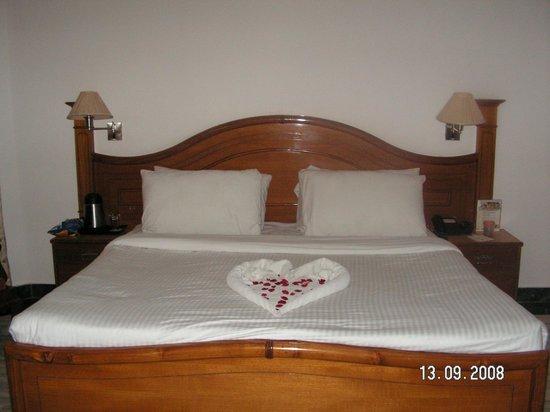 Club Mahindra Dharamshala: bed