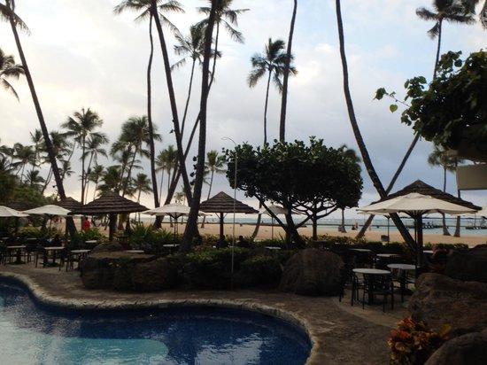 Hilton Hawaiian Village Waikiki Beach Resort: beach
