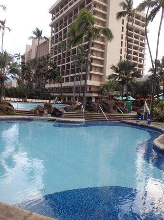 Hilton Hawaiian Village Waikiki Beach Resort: main pool