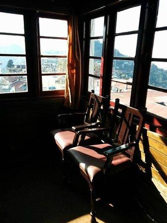 Hotel Himalaya Castle: Old School feel