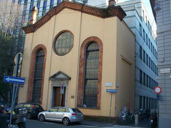 Chiesa Ortodossa dei Santi Sergio, Serafino e Vincenzo