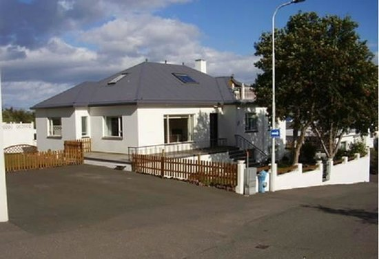 Hvitahusid Guesthouse
