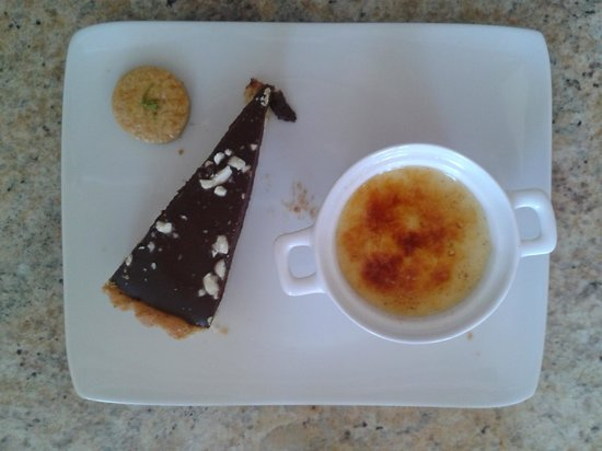 La Coccinelle: Mon dessert