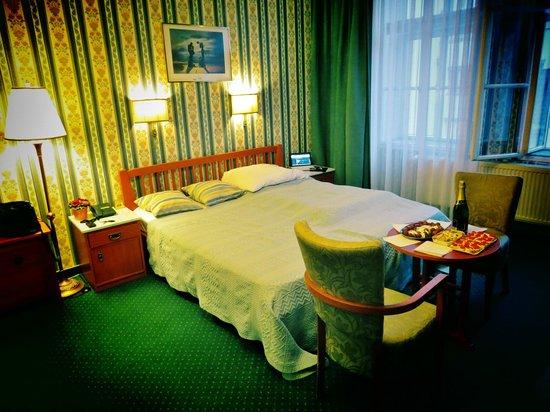 Hotel Salvator: мой номер