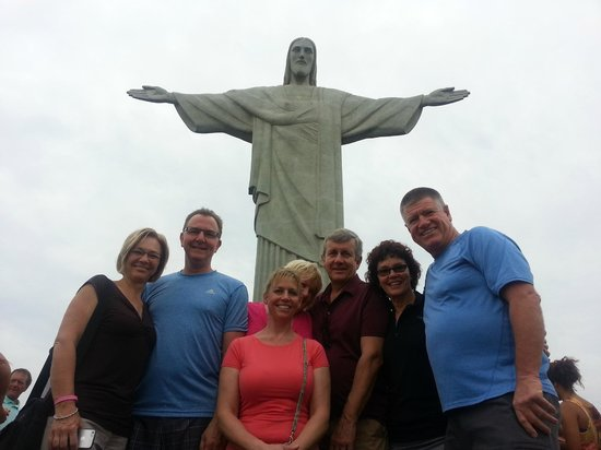 Daniel Cabral - Rio Tour Guide: First stop of the tour
