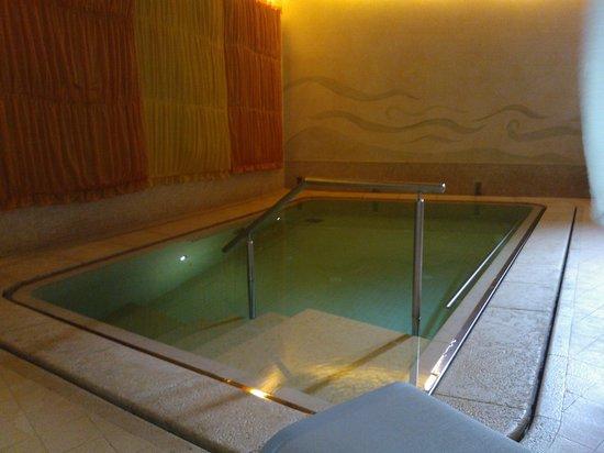 Hotel Caesius Thermae & Spa Resort: Piscina di acqua salata