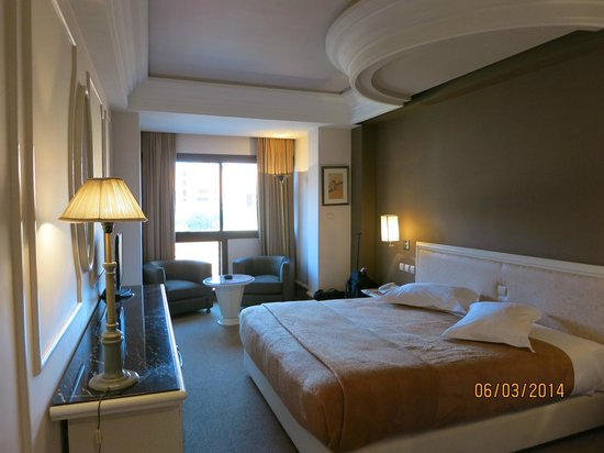 Nassim Hotel : superior room