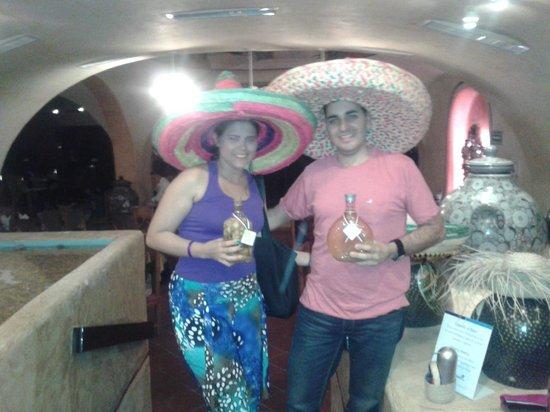 Crown Paradise Club Cancun: Restaurante Los Gallos