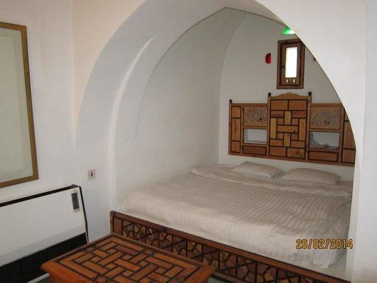 Beach Resort & Casino : такая огромная кровать