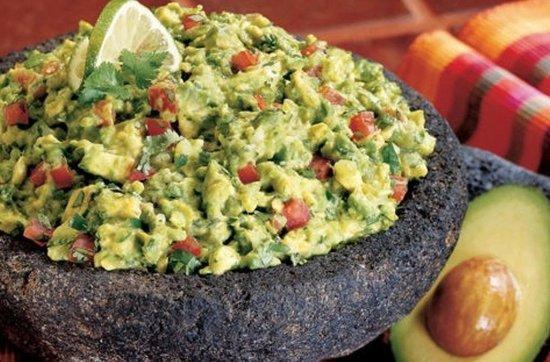 Paraiso Latino: Fresh Guacamole