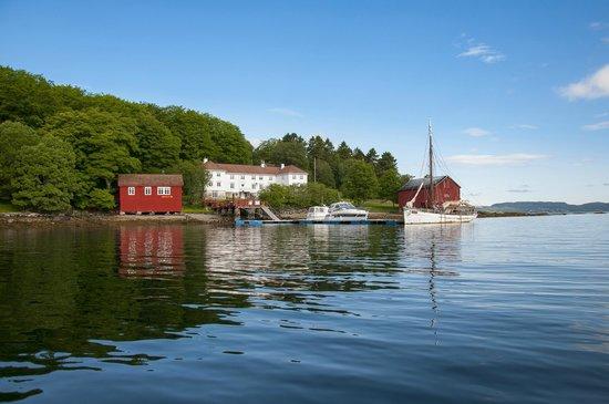 Mageroya, النرويج: Magerøya Gjestgiveri met bijgebouwen en museum