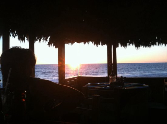 Lupita's: Great view of the sunset