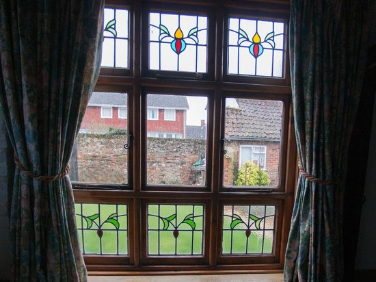 The Abbey Hotel: The window of the Cottage
