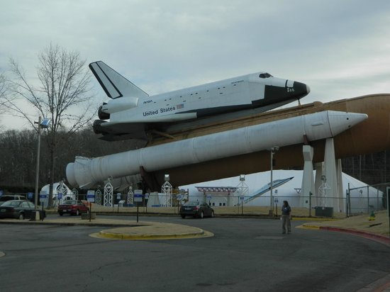 U.S. Space and Rocket Center: Shuttle