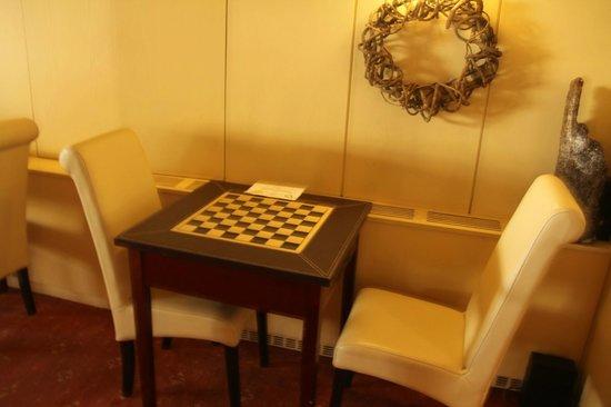 Hotel Goldener Ochs: First floor play area
