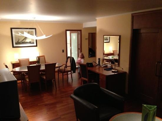 Radisson Blu Royal Hotel, Brussels : room