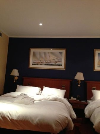 Radisson Blu Royal Hotel, Brussels : bedroom