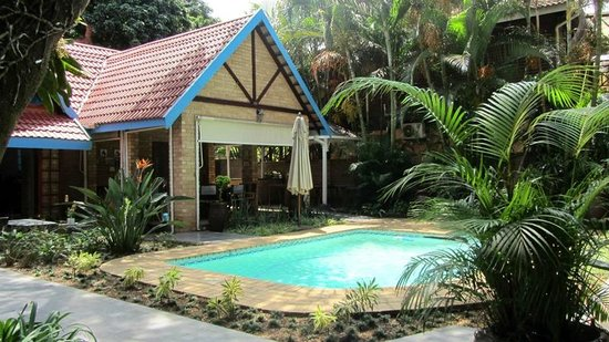 Zulani Guest House: obviously: the pool!