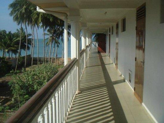Olenka Sunside Beach Hotel: Вход в номера