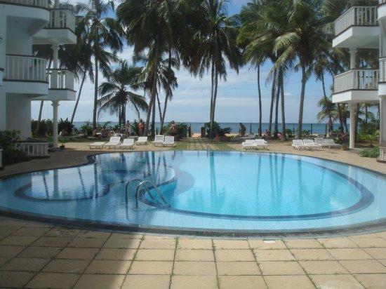 Olenka Sunside Beach Hotel: Бассейн