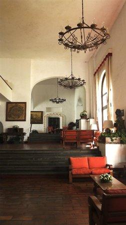 Hotel Hacienda Cocoyoc: LOBBY HACIENDA