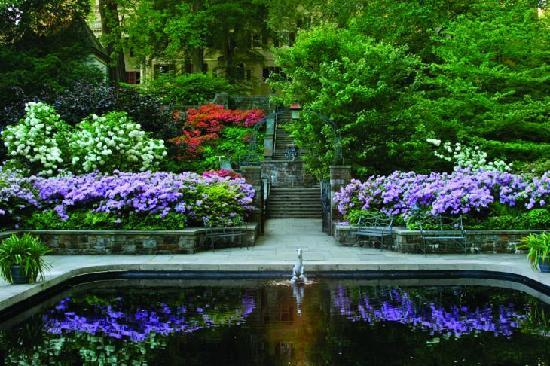 Delaware: Winterthur Museum and Gardens