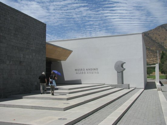 Museo Andino at Santa Rita Winery