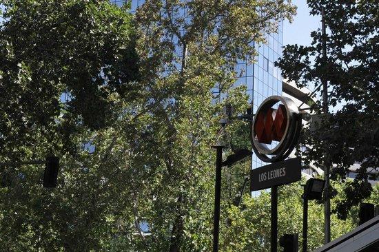City Inn Apart Home: Estacion Los Leones