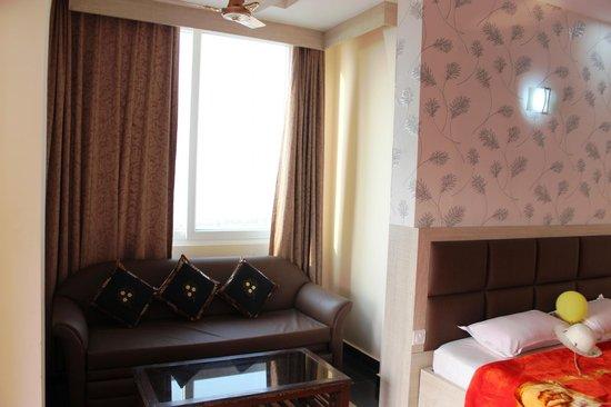 Hotel New Sea Hawk: room view